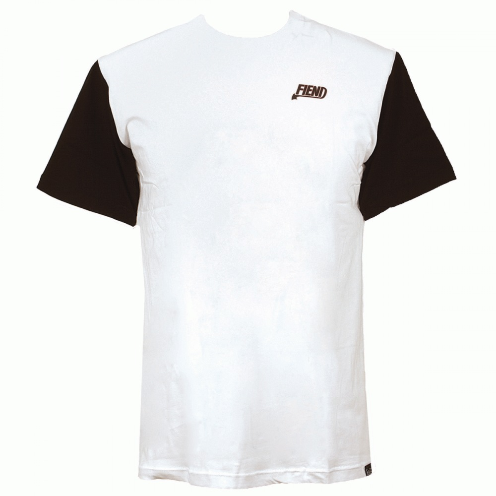 T shirt white black - T Shirt White Black 26