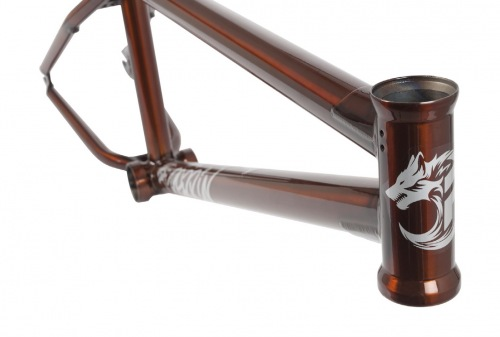 Federal PERRIN Frame Clear Brown