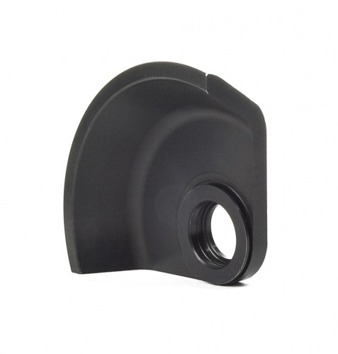Shadow B.T.R. Drive Side Hubguard Black