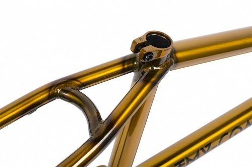 Mutiny 2015 COMB Frame Honey Gold