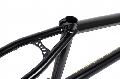 Mutiny 2015 LOOSEFER Frame Barren Black