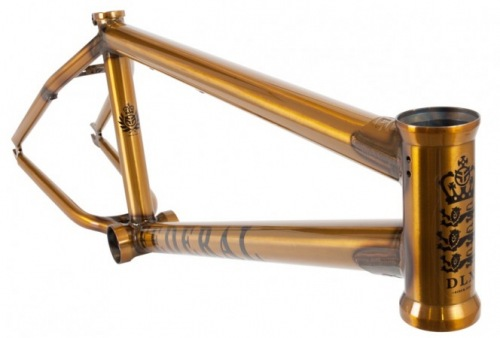 Federal LACEY DLX Frame Clear Gold