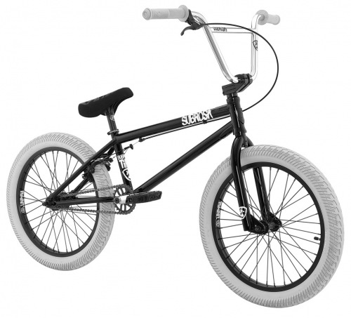 Subrosa 2016 TIRO Gloss Black/Grey