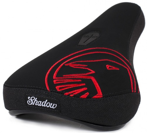 Sedlo Shadow CROW Pivotal MID Black/Red