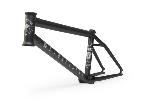 Wethepeople 2016 BUCK Frame Matt Black