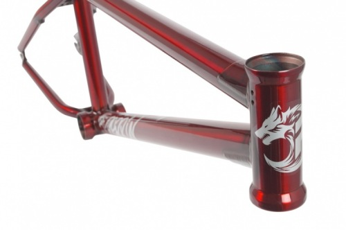 Federal PERRIN Frame Clear Red