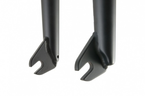 Federal 22 Fork Matt Black