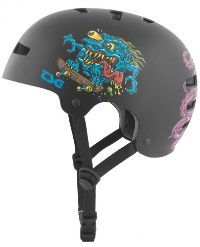 TSG EVO Art Design Helmet T. Goldbeck Skatecreep
