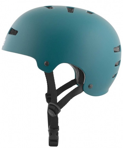 TSG EVOLUTION Solid Color Helmet Satin Dark Teal