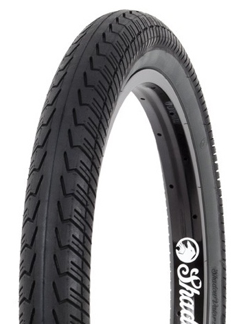 Shadow VALOR Tire Black Wall