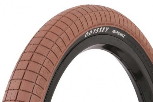 Odyssey AARON ROSS V2 Tire Gum/Black Wall
