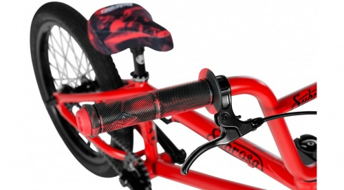 "Subrosa 2017 TIRO 18"" Satin Red"