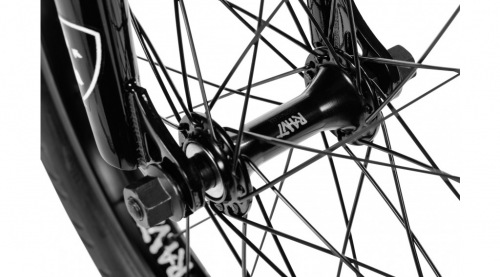 Subrosa 2017 TIRO XL Gloss Black