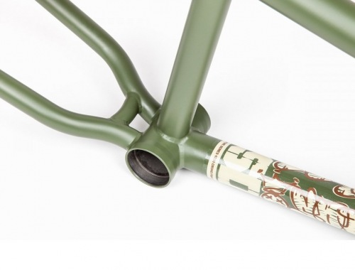BSD SOULJA Frame Surplus Green