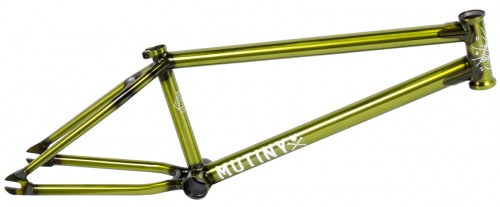 Mutiny 2016 OBSCURA Frame Trans. Olive