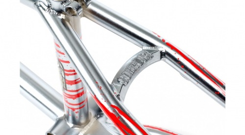 Subrosa X Slayer THUNDERBEAST Frame Chrome