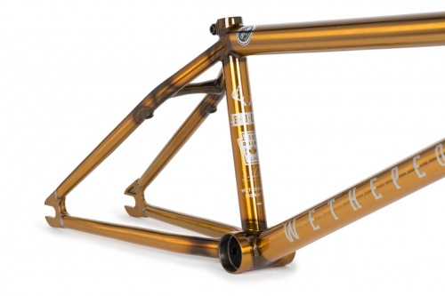 Rám Wethepeople BUCK 2017 Translucent Honey Gold