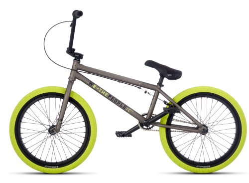 Wethepeople 2017 CURSE Steel Grey
