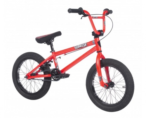 "Subrosa 2018 ALTUS 16"" Satin Fury Red"