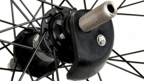 Shadow Drive Side Hub Guard