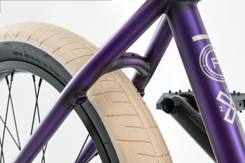 Wethepeople 2018 REASON Matt Translucent Purple