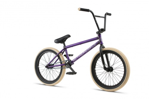 Wethepeople 2018 REASON FC Matt Translucent Purple
