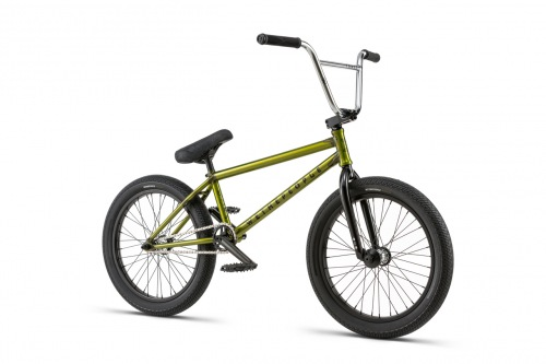 Wethepeople 2018 TRUST Translucent Lime Green