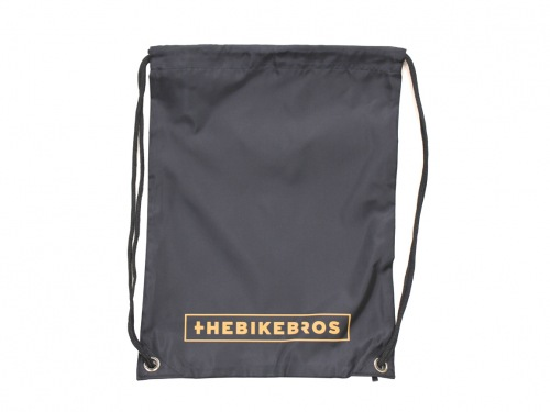 Vak na kolo THE BIKE BAG V3 Black