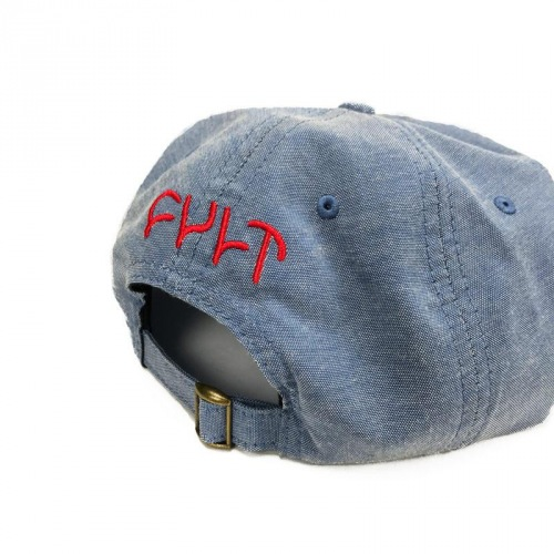 Kšiltovka Cult LITTLE BOY BLUE 5 Panel Blue