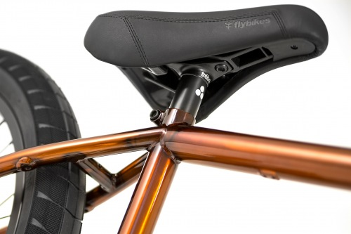 Flybikes 2018 PROTON LHD Gloss Trans Orange