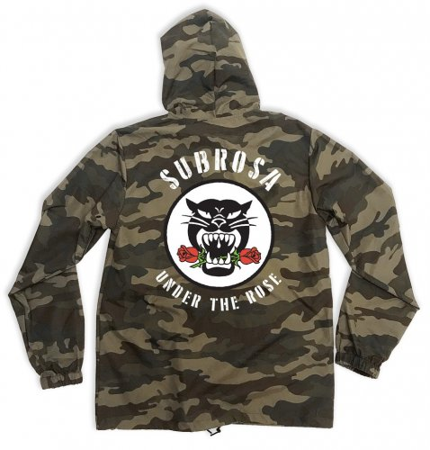 Bunda Subrosa BATTLE CAT Camo