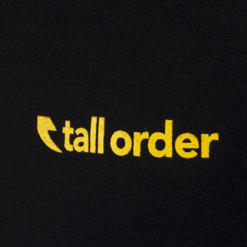 Mikina Tall Order SOLD OUT Black