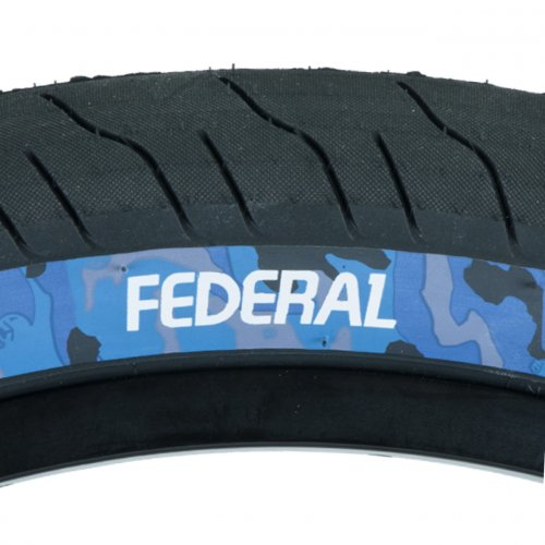 Plášť Federal COMMAND LP Black/ Blue Camo Sidewall