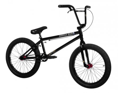 Subrosa 2020 SONO XL Black/ Red