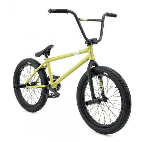 Flybikes 2020 SION LHD Flat Sulfur Yellow