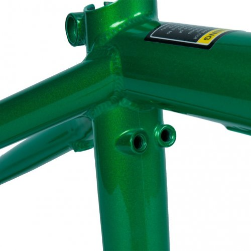 Rám Total BMX TWS 2 Metallic Green