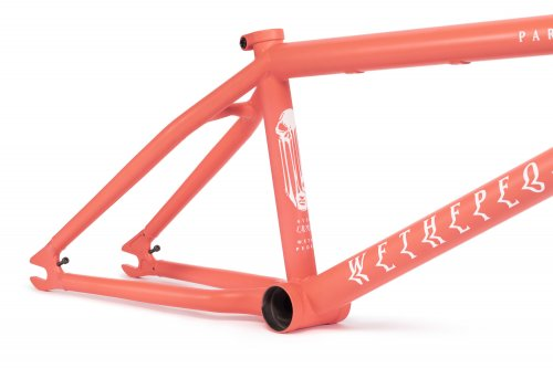 Rám Wethepeople PARADOX 2020 ED Matt Coral Red