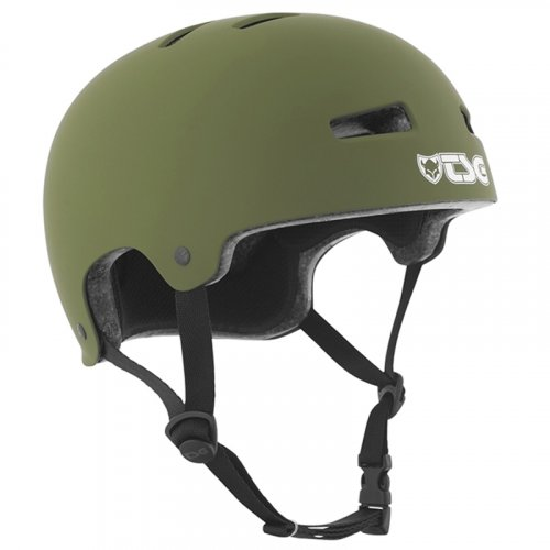 Přilba TSG EVOLUTION Solid Color Satin Olive