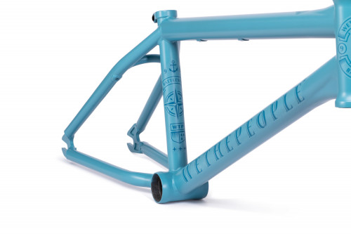 Rám Wethepeople BATTLESHIP 2021 Matt Dusk Blue