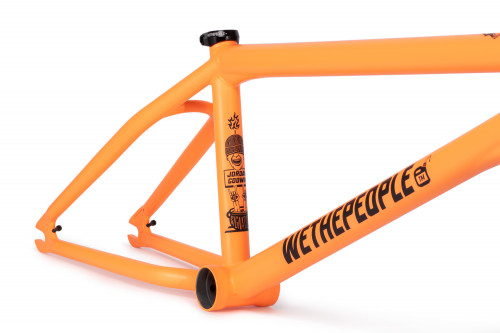 Rám Wethepeople DOOMSAYER 2021 Matt Pastel Orange
