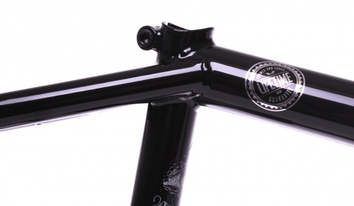Wethepeople THE DAWN Frame Glossy Black