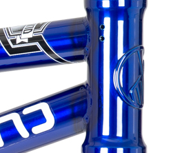Mankind JUSTICE Frame Clearcoat Blue