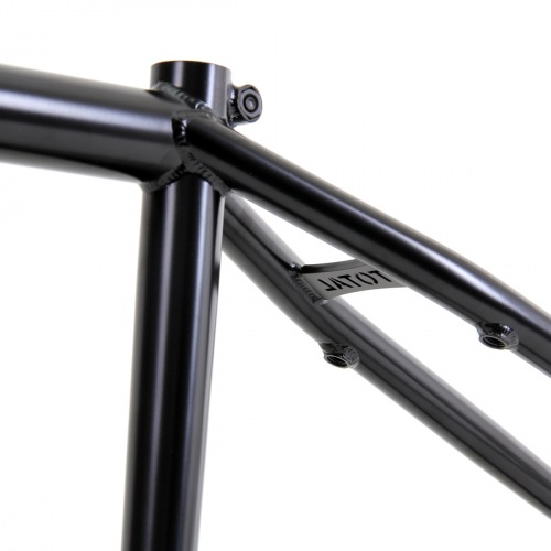 Total VOLTRON V2 Frame Black