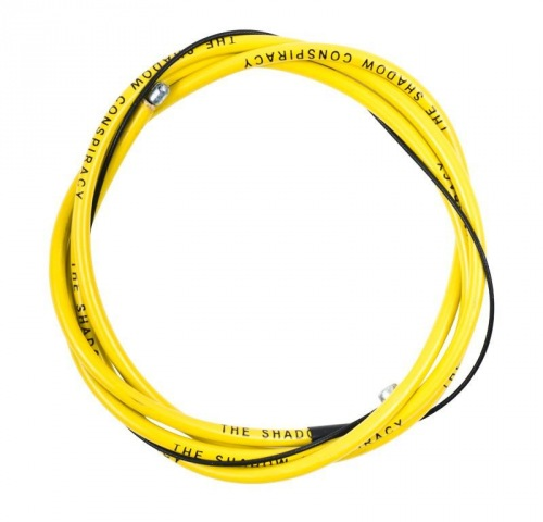 Shadow Linear Cable Yellow