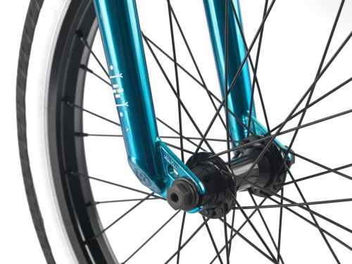 Wethepeople 2014 ZODIAC Teal Chrome