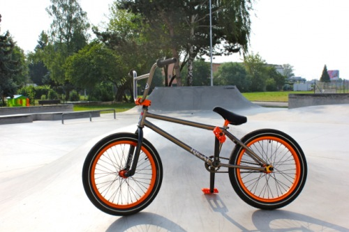 United Rigal Custom Bike