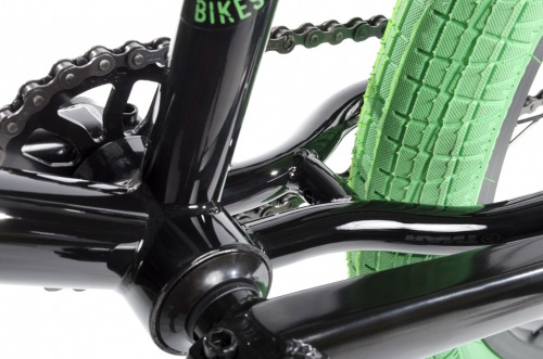 Subrosa 2015 TIRO Black/Green