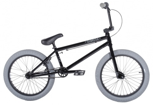 Subrosa 2015 TIRO Black/Grey