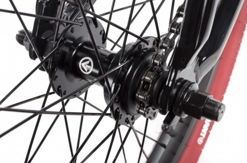 Subrosa 2015 TIRO XL Black/Red