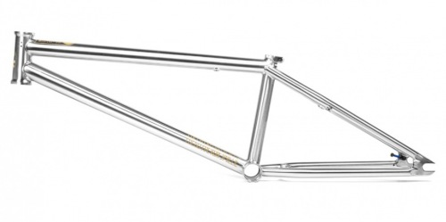 Flybikes FUEGO 2 Frame Stainless